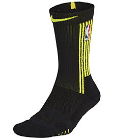 Nike Men's Atlanta Hawks Elite Quick Crew Socks