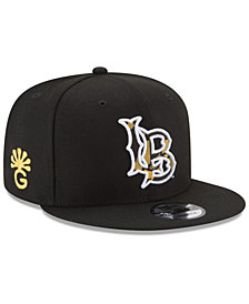 New Era Long Beach State 49ers Flores 9FIFTY Snapback Cap