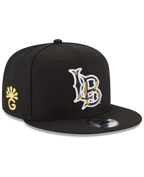 11de7a7938f New Era Long Beach State 49ers Flores 9FIFTY Snapback Cap - Sports ...