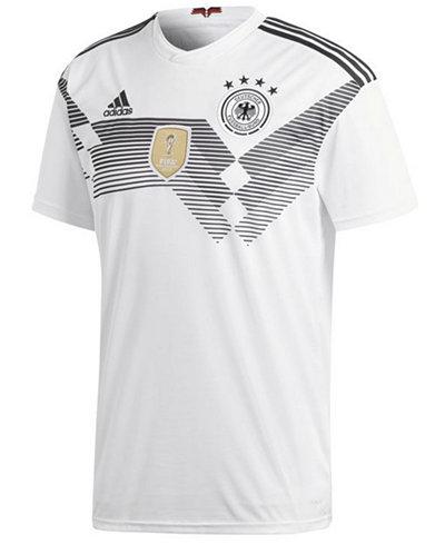 adidas Men's Germany National Team Home Stadium Jersey