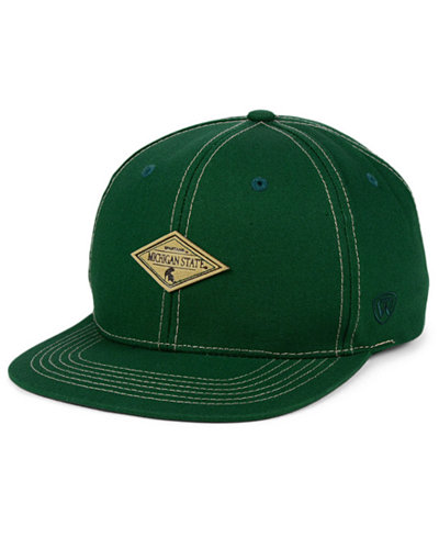 Top of the World Michigan State Spartans Diamonds Snapback Cap