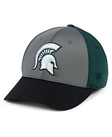 Top of the World Michigan State Spartans Division Stretch Cap