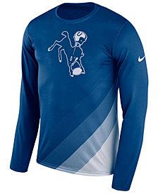 Nike Men's Indianapolis Colts Legend Prism Long Sleeve T-Shirt