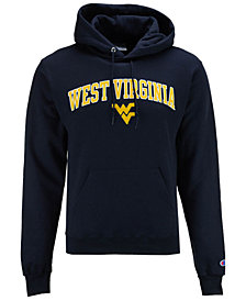 Champion Men's West Virginia Mountaineers Arch Logo Hoodie