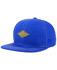 Top of the World Kansas Jayhawks Diamonds Snapback Cap