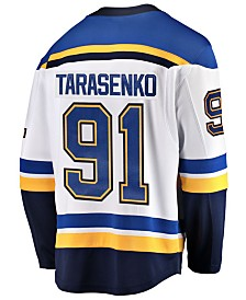 Fanatics Men's Vladimir Tarasenko St. Louis Blues Breakaway Player Jersey
