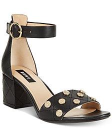DKNY Henley Studded Sandals, Created for Macy's