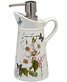 Creative Bath Botanical Diary Lotion Pump