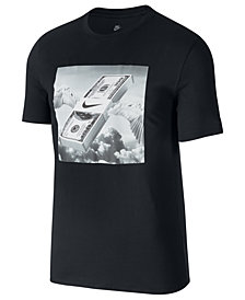Nike Men's Sportswear Photo Graphic T-Shirt