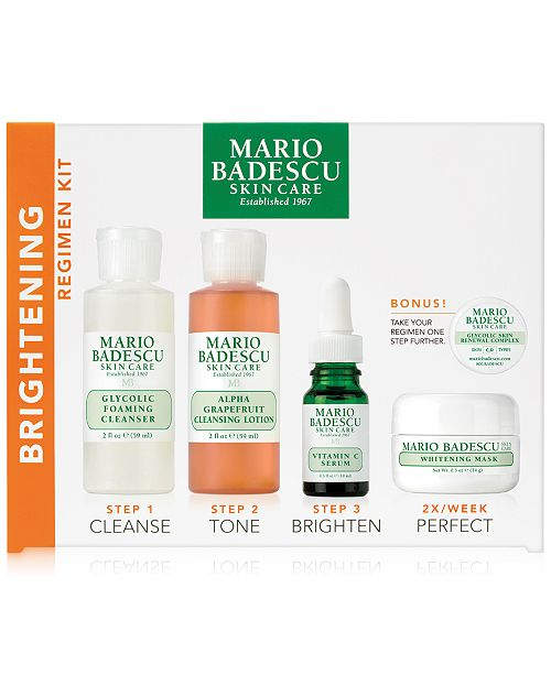 Mario Badescu 5-Pc. Brightening Set