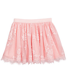 Epic Threads Lace Skirt, Toddler Girls, Created for Macy's