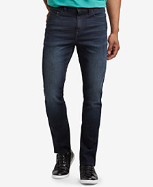 Kenneth Cole Men's Slim-Fit Bleeker Stretch Denim Jeans