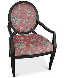 Isabella Accent Chair, Quick Ship