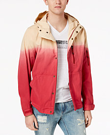American Rag Men's Dip-Dyed Windbreaker, Created for Macy's