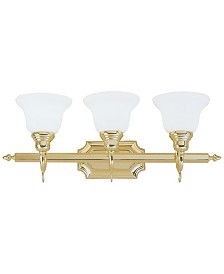Livex Regency 3-Light Vanity