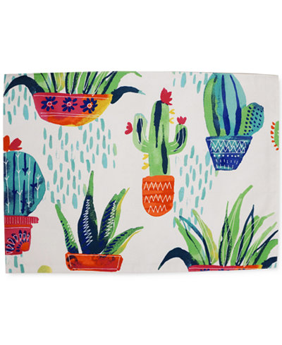 Arlee Home Fashions Scotsdale Placemat