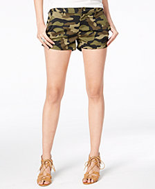 Volcom Juniors' Frochickie Printed Shorts