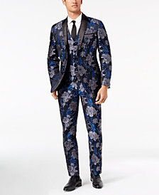 I.N.C. Men's Brocade Suit Separates, Created for Macy's