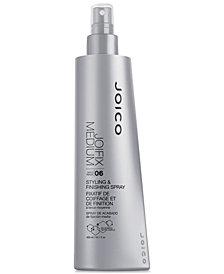 Joico JoiFix Medium Finishing Spray, 10.1-oz., from PUREBEAUTY Salon & Spa