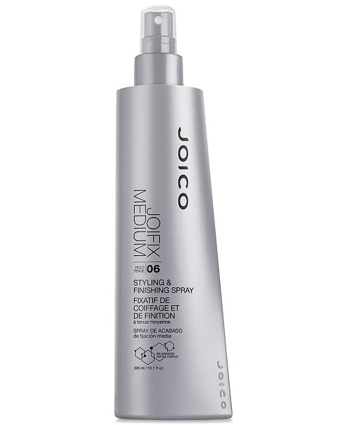 Joico JoiFix Medium Finishing Spray, 10.1-oz., from PUREBEAUTY Salon & Spa