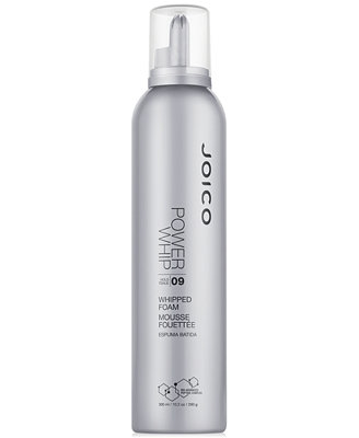 Power Whip Whipped Foam, 10.2 Oz., From Purebeauty Salon & Spa by Joico