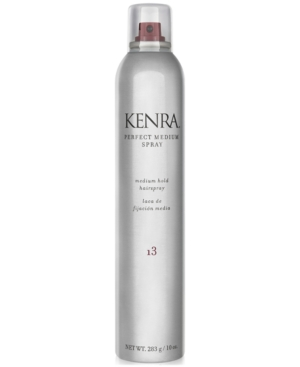 Kenra Professional Perfect Medium Spray 13, 10-oz, from Purebeauty Salon & Spa