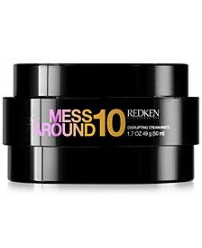 Redken Mess Around 10 Disrupting Cream-Paste, 1.7-oz., from PUREBEAUTY Salon & Spa