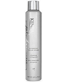 Kenra Professional Platinum Boosting Spray-Foam 17, 8-oz., from PUREBEAUTY Salon & Spa