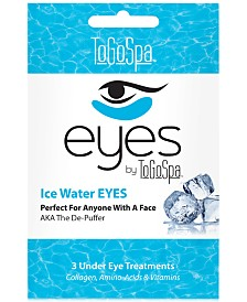 ToGoSpa Ice Water Eyes Collagen Gel Mask, from PUREBEAUTY Salon & Spa