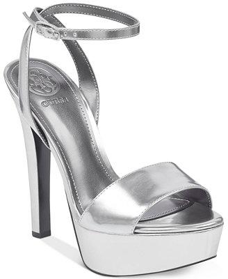 Women's Empress Dress Sandals by Guess