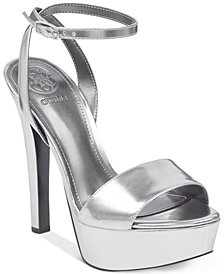 GUESS Women's Empress Dress Sandals