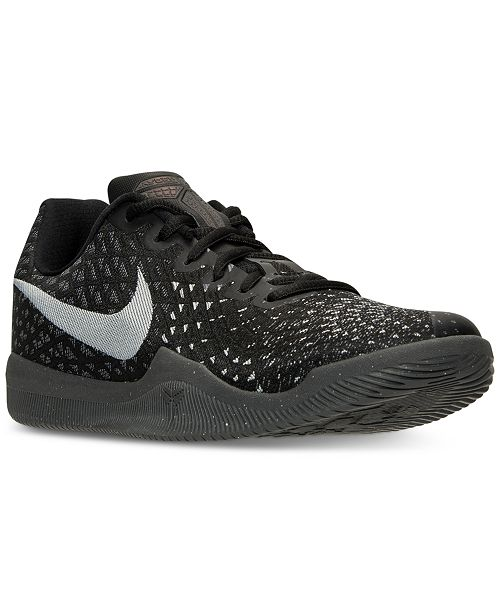 606099d89ac7 Nike Men s Kobe Mamba Instinct Basketball Sneakers from Finish Line ...
