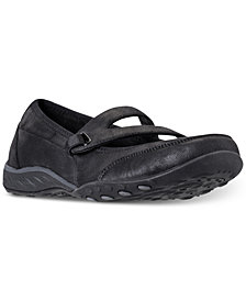 Skechers Women's Relaxed Fit: Breathe Easy - Calmly Walking Sneakers from Finish Line