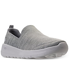 Skechers Women's GOwalk Joy - Enchant Wide Walking Sneakers from Finish Line