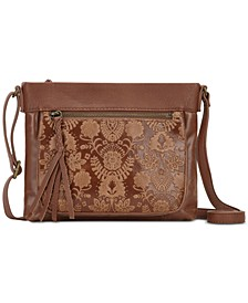 Sanibel Leather Mini Crossbody