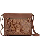 The Sak Sanibel Leather Mini Crossbody 527011d333