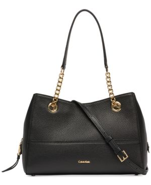 MARIE LEATHER SATCHEL