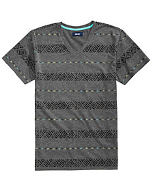 Univibe Matteo Stripe T-Shirt, Big Boys