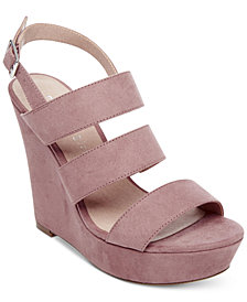 Madden Girl Blenda Platform Wedge Sandals
