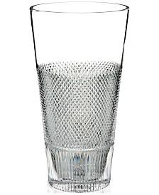 "Waterford Diamond Line 12"" Vase"