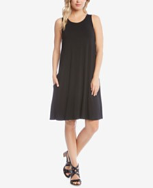 Karen Kane Chloe Trapeze Dress