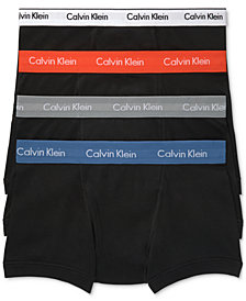 Calvin Klein Men's Classic Briefs 4-Pack U4000