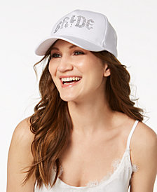 Betsey Johnson Bride Cotton Baseball Cap