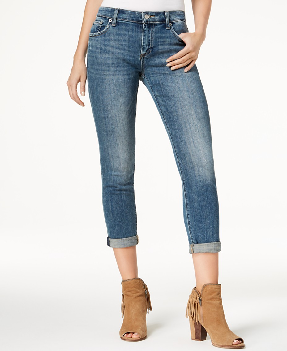 d00496fd42a Lucky Brand Sienna Slim Boyfriend Jeans & Reviews - Jeans - Women - Macy's
