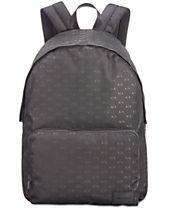 Armani Exchange Men's Logo-Print Backpack
