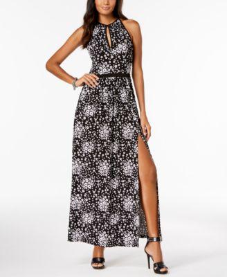 Keyhole Maxi Dress