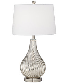 Pacific Coast Mecure Table Lamp, Created for Macy's