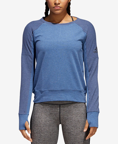 adidas Performer French Terry Training Top