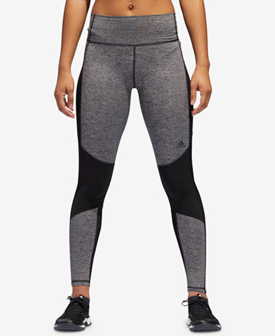 adidas ClimaLite® Compression Colorblocked Leggings