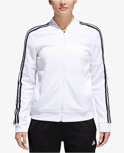 Snap Track Reviews Jacketamp; Jackets Women Macy's Adidas Blazers wmnN80